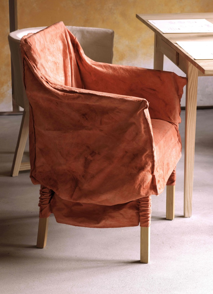 Armchair designed by Pracownia 99